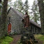 The Shrine chapel