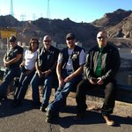 Hoover Dam motorcycle Tour