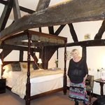 Mum in our lovely room xxx