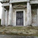 Irish Oak Door
