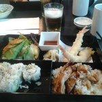 Kimono lunch special