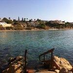 swimming jetty