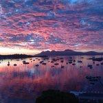 Puerto PTollensa sunrise.