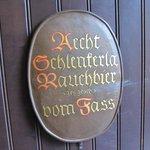 chreiners am Dom ・・・壁の飾り