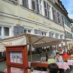chreiners am Dom ・・・お店全景オープンカフエも有り