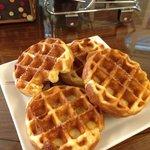 假日限定美式早餐~只提供給假日住宿房客