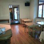 sala colazione/pranzo
