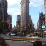 Zona del Madison Square Garden, callle 22th, entre la 5th y Broadway