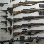 diverse handwapens