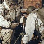 Amerikaanse mortierstelling