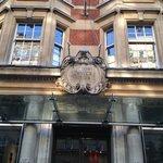 Exterior Facade of the Club
