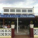 Restaurante Pena Parda - entrance