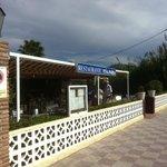 Restaurante Pena Parda - side view