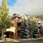 The Hotel Telluride (from street)