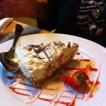 Cheesecake - very good