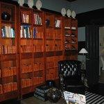 Tintagel library