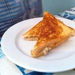Cheese toastie - excellent