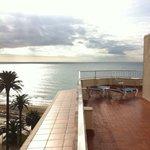 Room 502 lovely terrace!