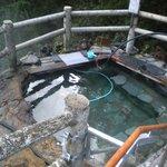 上段の湯船