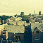 View from the 7th Floor of the Study at Yale