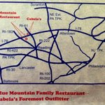 Map from their brochure. It is very conveniently located.