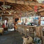 The bar..