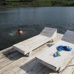 SWIMMING PONTOON