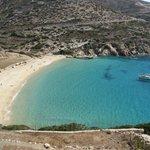 Kedros beach