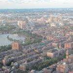 Boston before nightfall