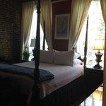 tree top master bedroom