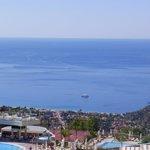 View of Olu Deniz Bay