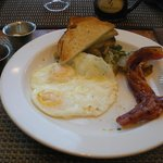 BGI traditional breakfast made to order