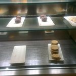 The choice of desserts!