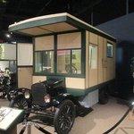exhibit inside museum