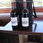 We were treated to pairings with a Farm to Table experience of  Jordan Wines