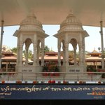Samaadhi Sthal (burial place) of Founder Couple Pt Shriram ji and His Wife