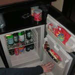 full minibar with good prices