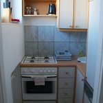 What we got-the kitchen