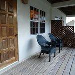 My porch, Unit C-1