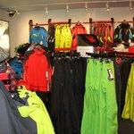 Spyder ski wear at Main Street Sports