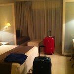 room just arrived