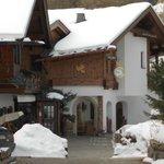 L'entrata dell Uhrerhof-Deur