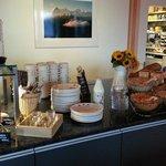 Swiss Breakfast items #2  - Hotel Schynige Platte