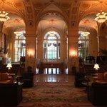 world class lobby