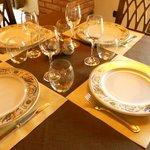 il nostro tavolo colorato