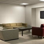 Recreation Room with big screen TV