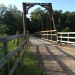 Cast iron bridge near Meyersdale, PA