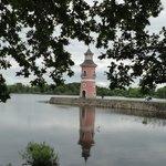 einziger Leuchtturm Sachsens