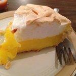 Kristy's Lemon Pie