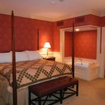 The luxury family suite
